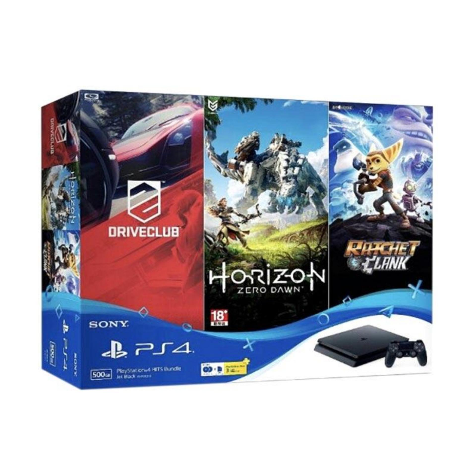 Sony Playstation 4 Slim 500gb Garansi Cuh 2006a Free Extra Controller Hits Bundle