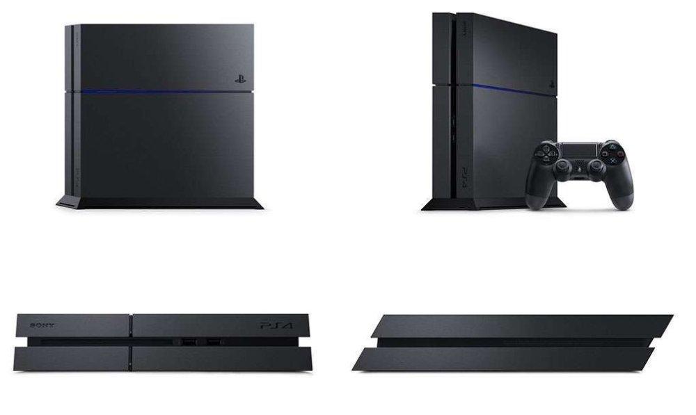 ... Sony PS4 Playstation 4 Garansi SONY CUH-1206A B01 + Gratis The Last of Us ...
