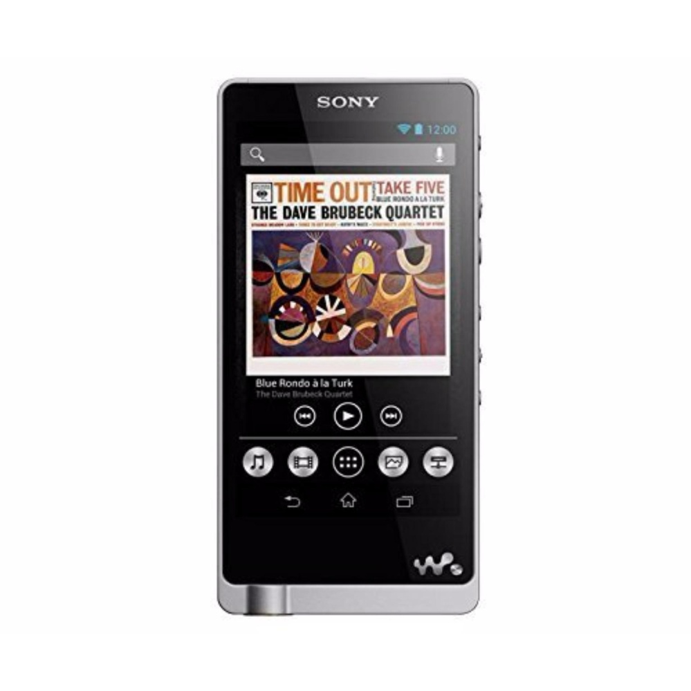 Harga Penawaran Sony Walkman Nw Zx1 128gb Mp3 Player Hi Res Import With High Resolution Audio A36 Blue From Japan Intl