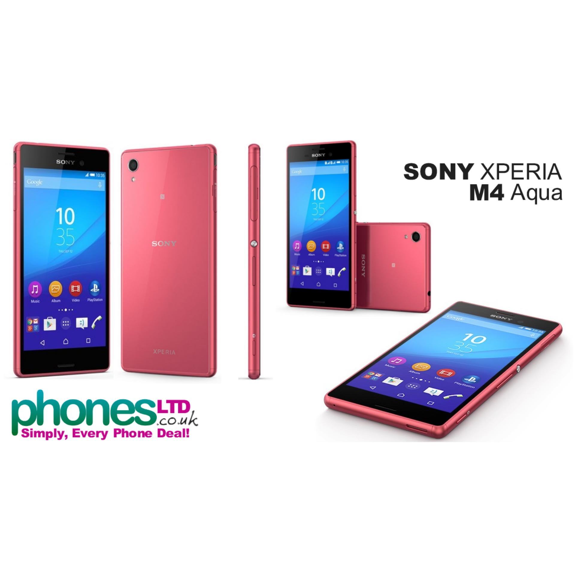 Sony Xperia M4 Aqua Global 5