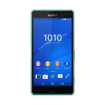 Sony Xperia Z3 Compact - 20.7 MP - Hijau