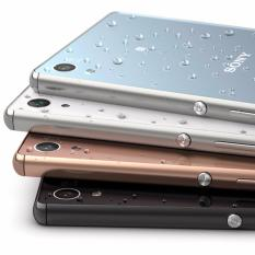 Sony Xperia Z3 dust and water proof