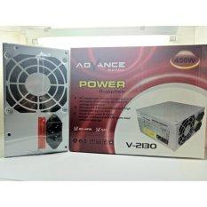 SP Power Supply Advance 450 W WAT  CPU PC [450W]
