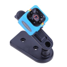 SQ11 Mini FHD 1080P 30FPS Active DV Motion Detection RF NightVision Camera(Blue) -