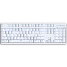 SteelSeries Apex M260 Frost blue Mechanical Gaming Keyboard (Blue switch) - intl