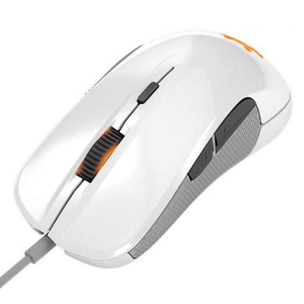Steelseries Saingan 300 C Pergi Berangsur Angsur Edisi Gaming Mouse Madcatz Rat9 Wireless Putih Rival Optical