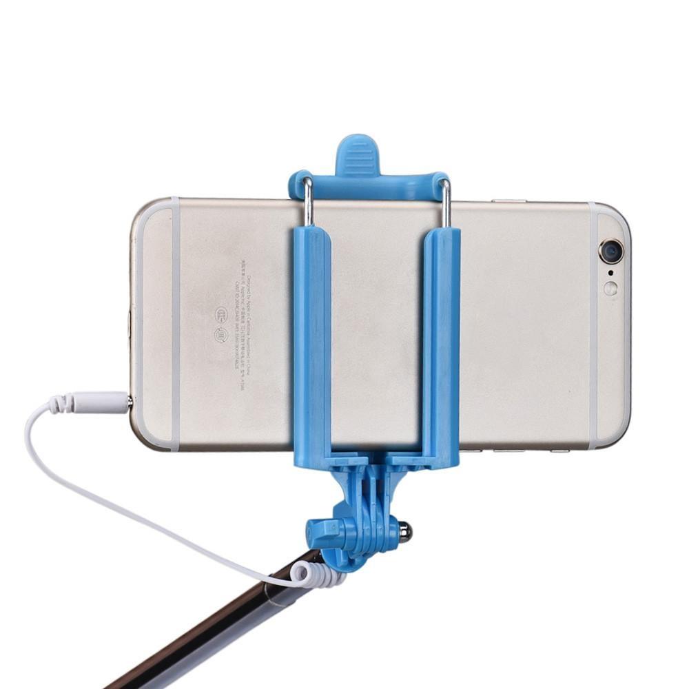 Super Light Mini Extendable Handheld Self-Pole Tripod Monopod StickBU - intl .