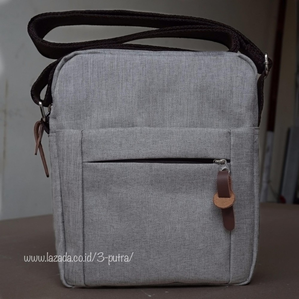 Catenzo Sling Bag Tas Slempang Denim Zn 002 Biru Lazada Indonesia Source Tas .