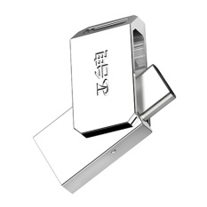Teclast 32GB Metal Body USB 3.0 + Type-C 3.1 Flash Disk Drive For PC / Notebook / Laptop and Tablet, New MacBook Air 12 Inch, Xiaomi Mi 5 and Mi 4c Meizu PRO 5, Letv Coolpad Cool1 Dual, Nokia, Google, OnePlus - intl
