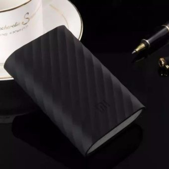Update Harga Teiton Silicon Cover for Xiaomi Sarung Pelindung Power Bank 10000mAh (OEM) – Black IDR24,400.00  di Lazada ID
