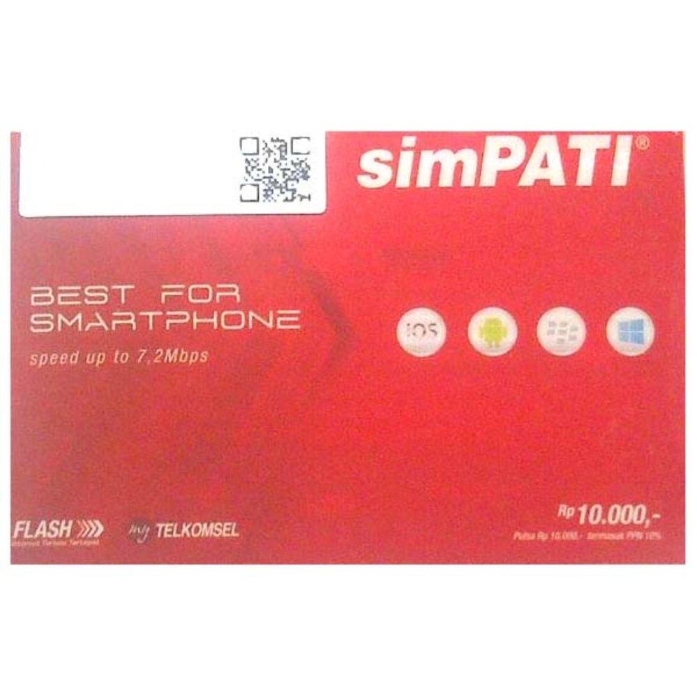Telkomsel simpati 11 digit 0812 79999 41 kartu perdana nomor cantik