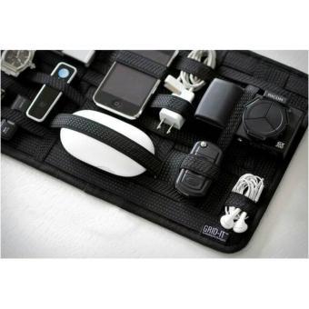 "Tempat Penyimpanan Cas Kable Grid It Gadget Kit Organizer 8\"""
