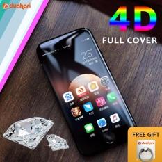 Rp 60.000. Tempered Glass HITAM FULL COVER 4D untuk iPhone ...