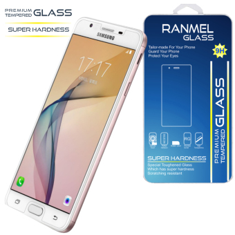 Tempered Glass Ranmel For Samsung Galaxy J5 Prime - Anti Gores -Clear