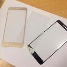Tempered Glass Warna Color Colour Xiaomi Redmi Note 4  Anti Gores Kaca