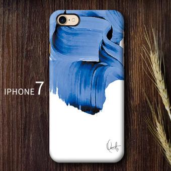 Jual Tide merek 7 plus/iphone7 kepribadian matte cangkang keras ponsel shell Terpercaya