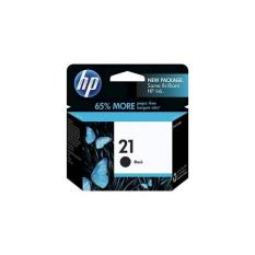 TINTA HP 21 BLACK ORIGINAL