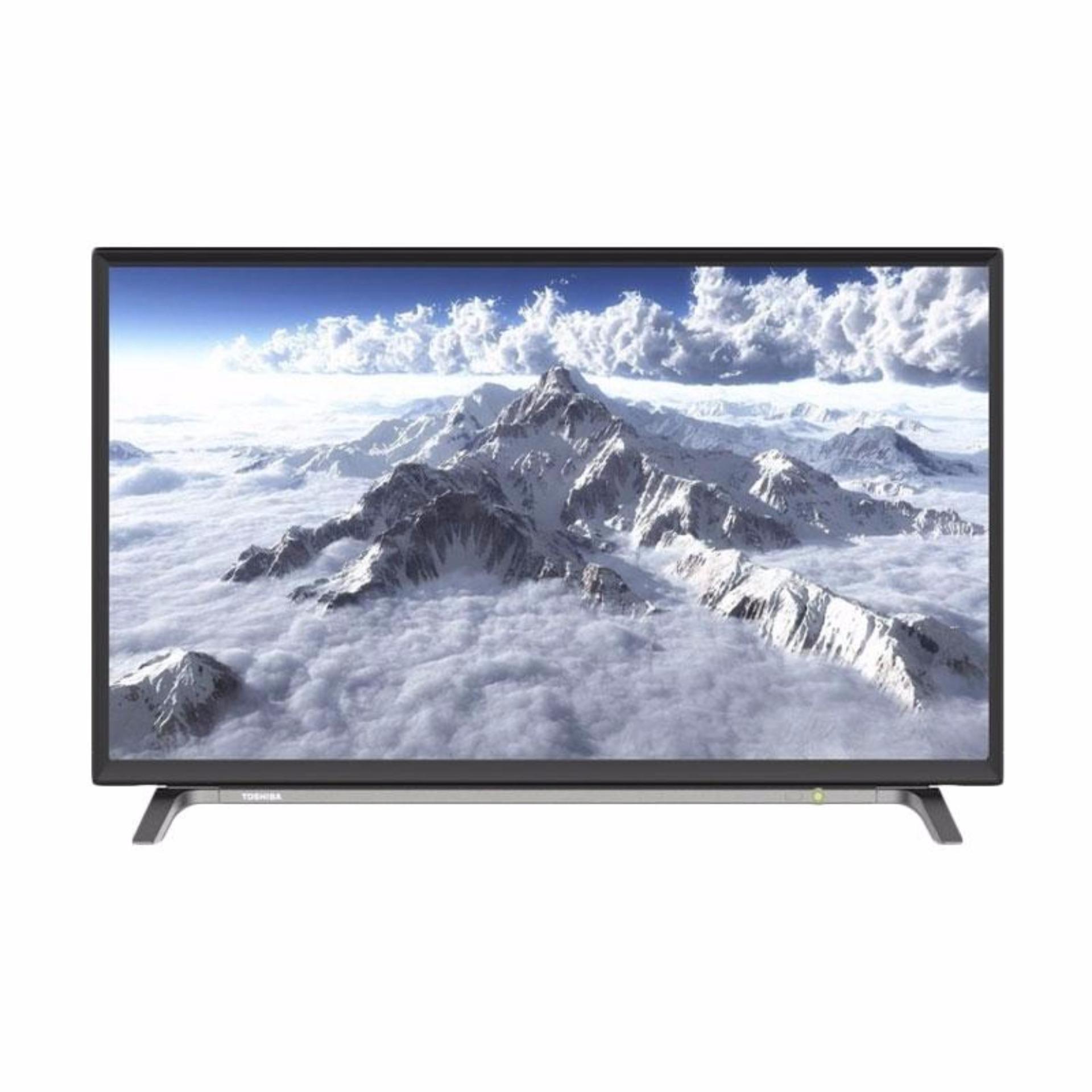 Toshiba 24L2600VJ LED TV - Hitam USB MOVIE [24 Inch]