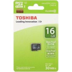 Toshiba Micro Sd Toshiba 16 gb Class10 Speed 40 mb/s