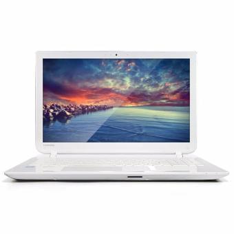 Toshiba Satelite C55-B867 Core i3 ram 4gb hdd 500gb layar 15,6 inch Key Arabic White
