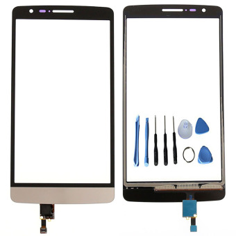 Touch Screen Digitizer Glass For LG G3 Mini G3 S D722 D725 D724 D728 Gold+Tools - Intl