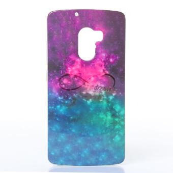 TPU Back Case for Lenovo Vibe X3 Lite/A7010/K4 Note (Multicolor) - intl