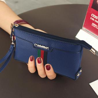 Tren multi-kompartemen dompet tas wanita tas tangan