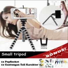 Rp 36.000. Trend's Octopus Universal Mini Tripod Stand Flexible Gorillapod ...