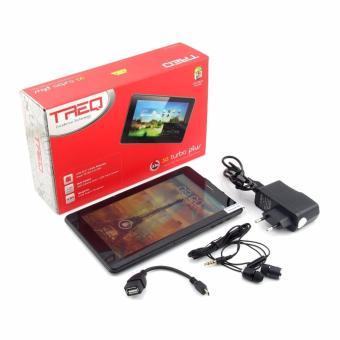 Treq 3G turbo Plus Dual core ram 1gb rom 8gb 7'' Dual Sim ( sms + tlp ) black