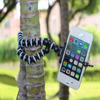 Tripod Flexible Gorilla With Holder Stand Mount for GoproCamera/SLR /DV Mini Camera Handphone