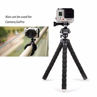 ... Stand Mount for GoproCamera SLR DV Mini Camera Handphone Tripod Murah Tripod FlexiblePenyangga HP Mini Busa Fleksibel Stan Kaki Gurita Tumpuan Kaki Tiga ...