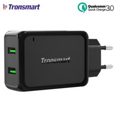 Tronsmart 2 USB Charger Travel Fast Charging dengan Quick Charge 3.0 untuk Samsung Galaxy S7/S6/EDGE, LG G5 IPhone IPad, Nexus 6 P-Intl