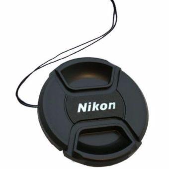 Tutup Lensa Nikon 52mm (Lens Cap)