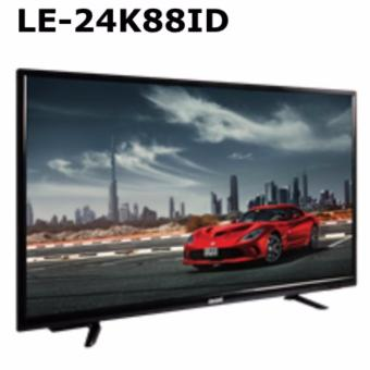Tokolinko Harga Tv Akari Led 24 Inch Le 24k88id Tv Hd Ready Online Murah