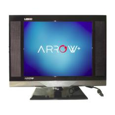 TV MONITOR LED ARROW 19 inch - SLIM - USB Movie - Fitur Lengkap - TV USB AV HDMI VGA