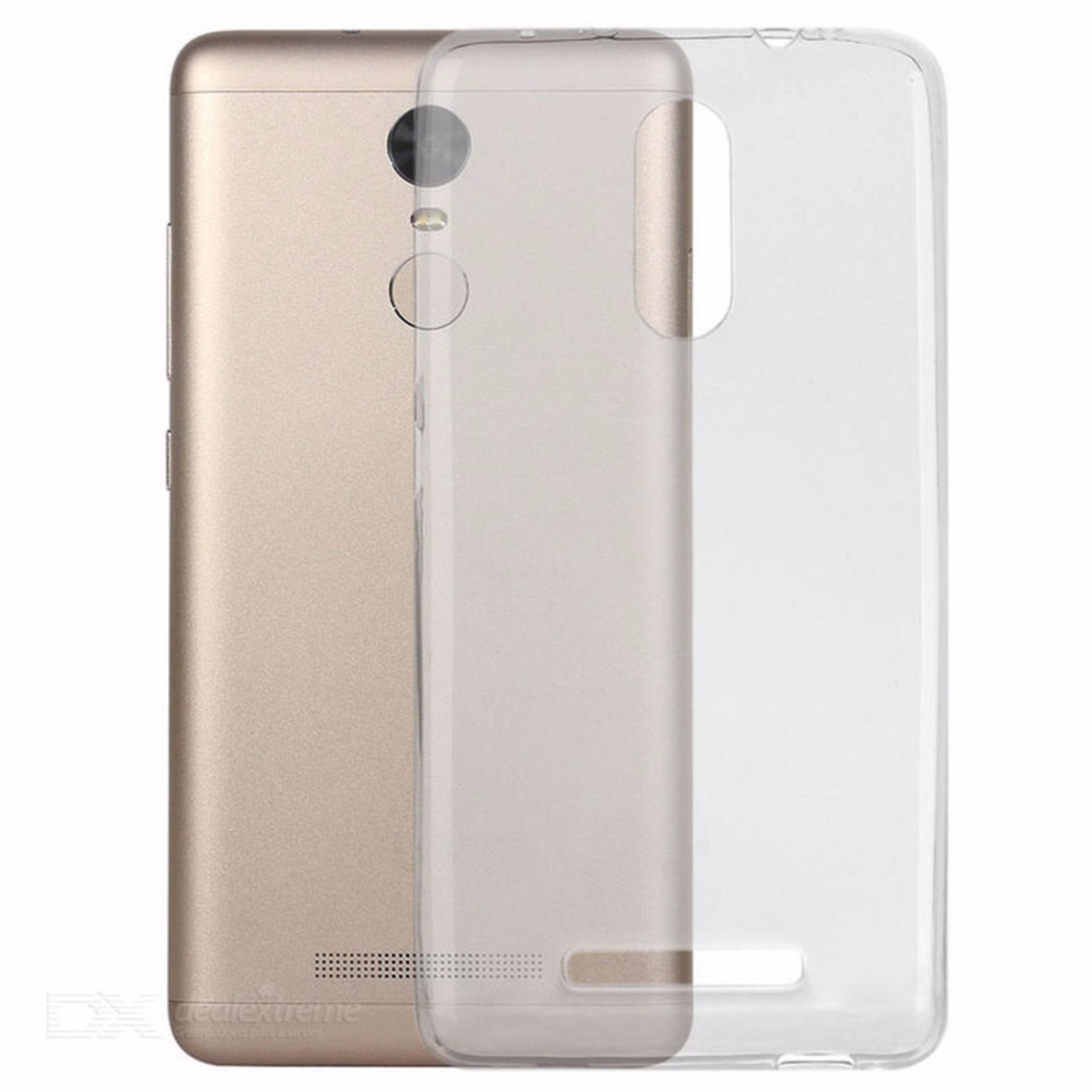 ... Twelven TPU Case Ultra Thin for Xiaomi Redmi Note 3 / Note 3 Pro - Clear ...