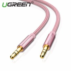 UGREEN 3.5mm to 3.5 mm Jack Aux Cord Gold-Plated Metal Connector Audio Cable