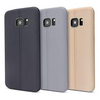 Ultra Slim Soft-Flex Premium Full Matte Soft Touch Anti-SlipSilicone Ptrotective TPU Case,Extra Grip Bumper for Samsung GalaxyNote 5 - intl - 4