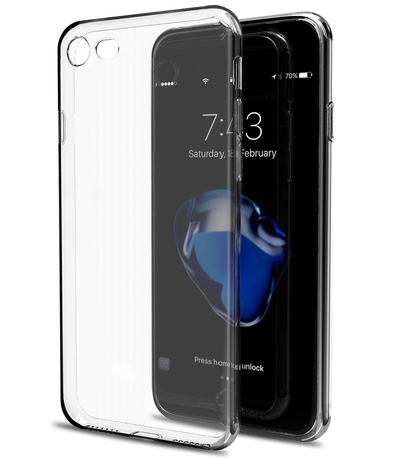 ... Ultra Thin Soft Case Casing Cover Samsung E5 E500 - Transparan ...