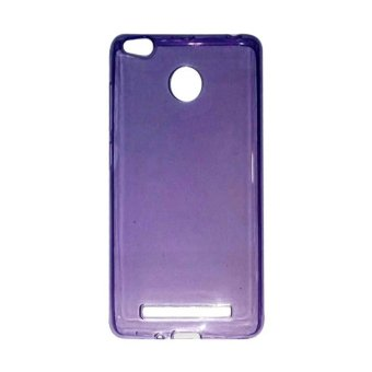 Ultra Thin Softcase Xiaomi Redmi 3 pro - Purple