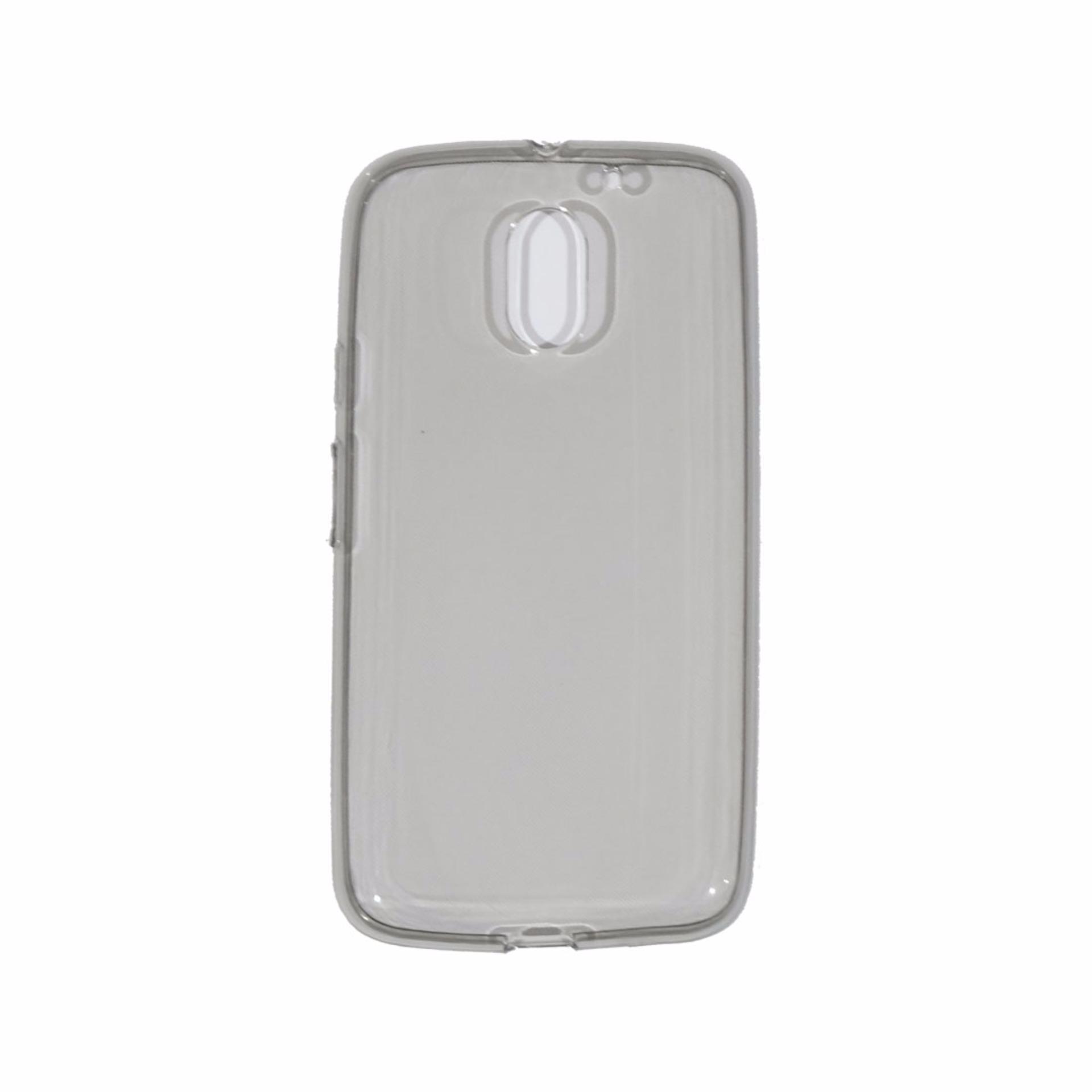 Flash Sale Ultrathin Case For Motorola Moto E3 Power Jelly Case Air Case 0.3mm/ Silicone / Soft Case / Case Hp - Hitam