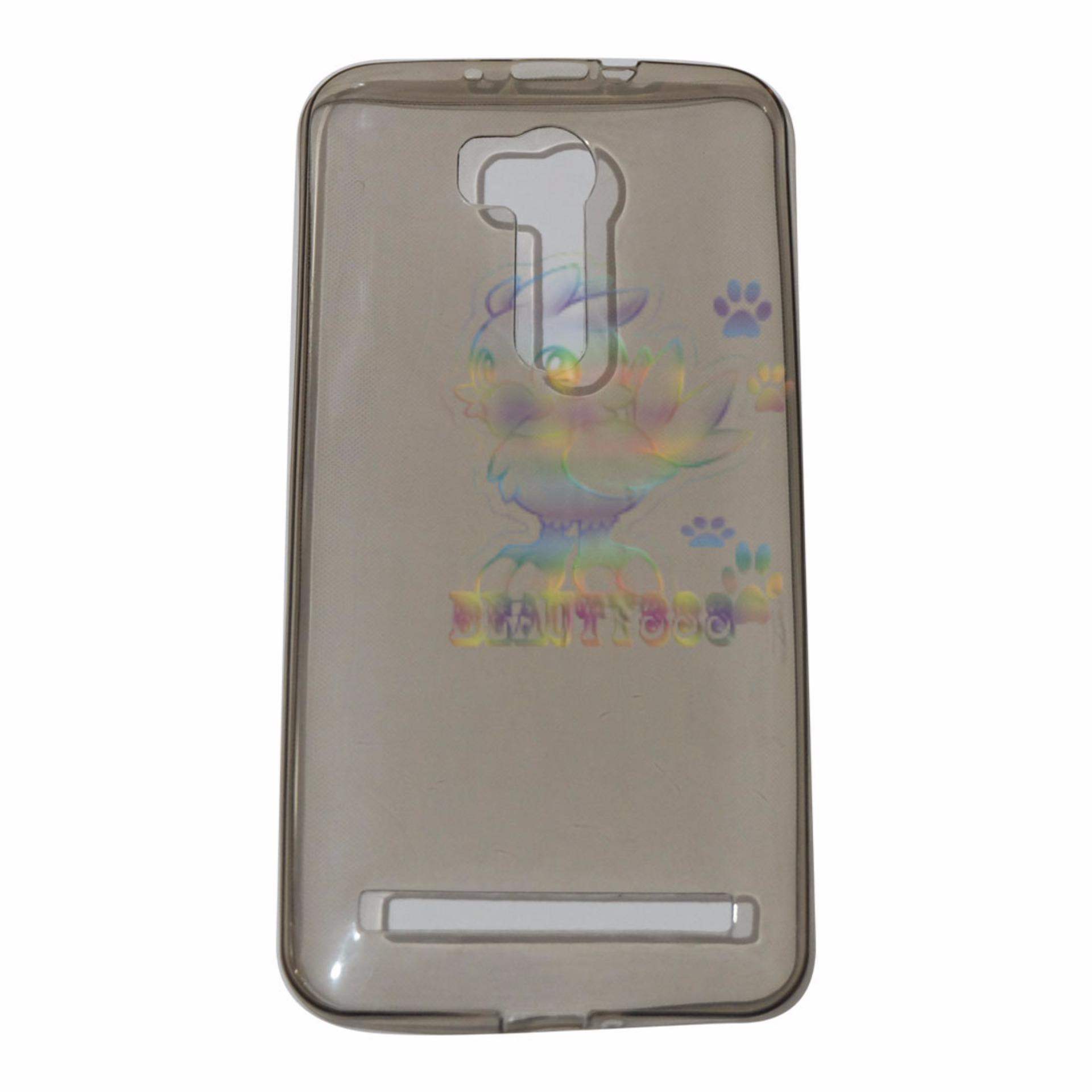 ... Ultrathin For Asus Zenfone Go TV Ukuran 5.5 inch ZB551KL UltrathinJelly Air Case 0.3mm Soft ...