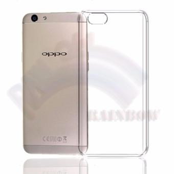 Detail Gambar Ultrathin OPPO A57 Ultrathin Jelly Silicone Back Case / Softshell /Ultrafit Air Case