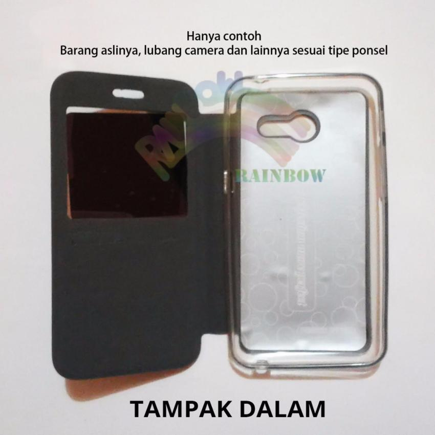 Sarung Case Flipshell FlipCover Leather . Source · Ume Coolpad Fancy 3 E503 .