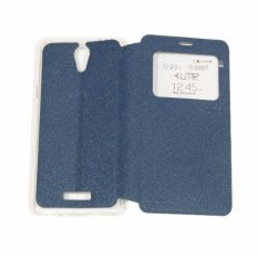 Ume CoolPad Sky 3 E502 View / Flip Cover / Flipshell / Leather Case/ Sarung