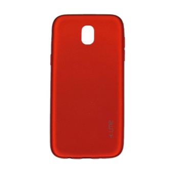 Harga Saya Ume Emerald TPU Casing for Samsung Galaxy A3 2017 - Merah Harga Saya