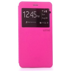 Ume Himax M2 Leather Case Sarung Flipshell Flip Cover Kulit Sarung Source · Ume Flip Cover