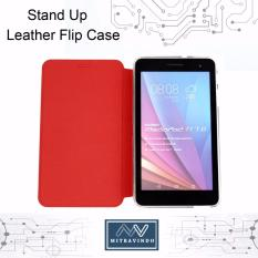Rp 67.500. Ume Huawei Mediapad T1 Flipshell Flip Cover Leather Case ...