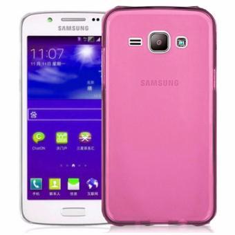 Jual Ume Ultrathin Jelly Case Samsung Galaxy J7 Core Pink