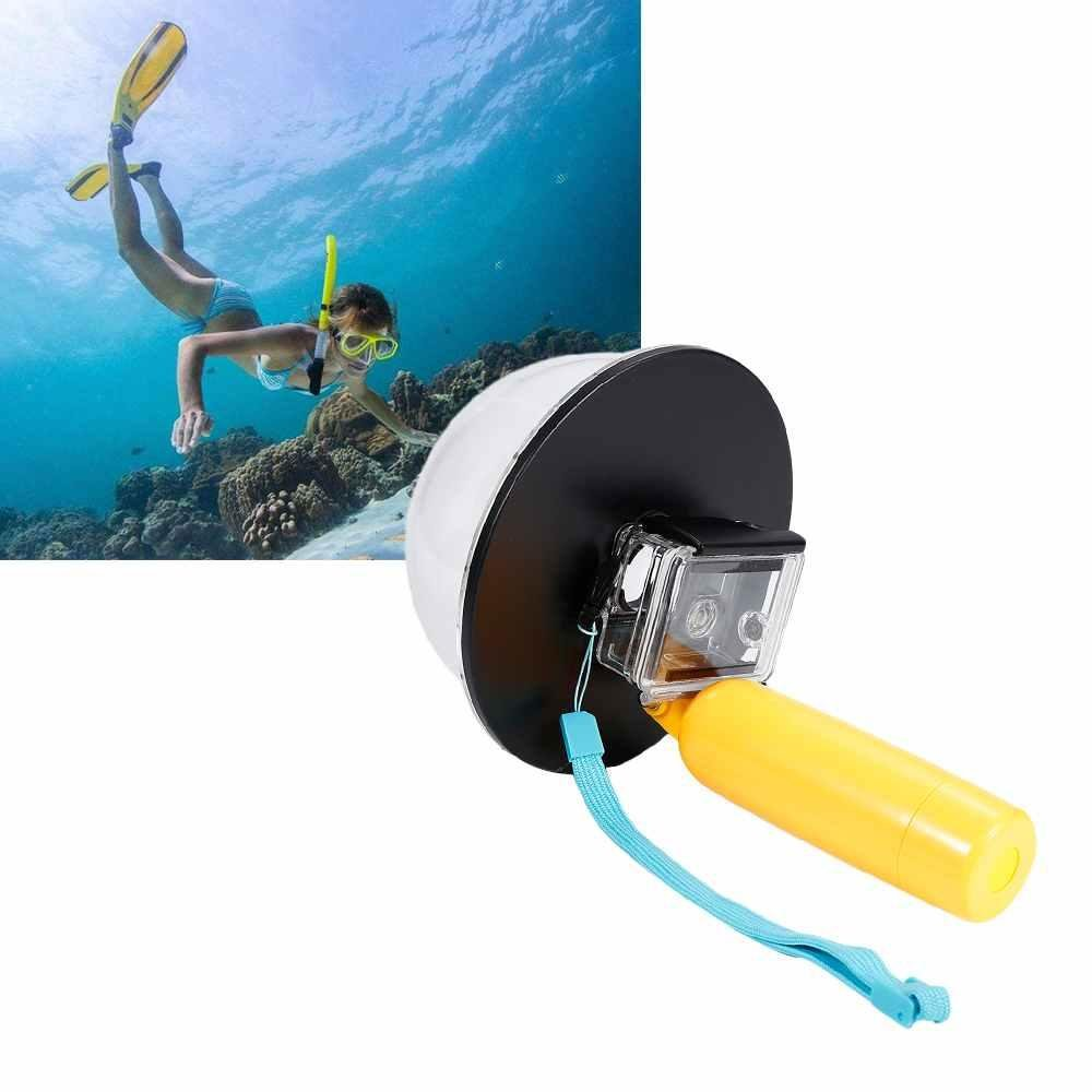 Bandingkan Toko Underwater Photography For Gopro Hero 4 3 Dome Port Clear Xiaomi Yi Cover Divingshell Intl